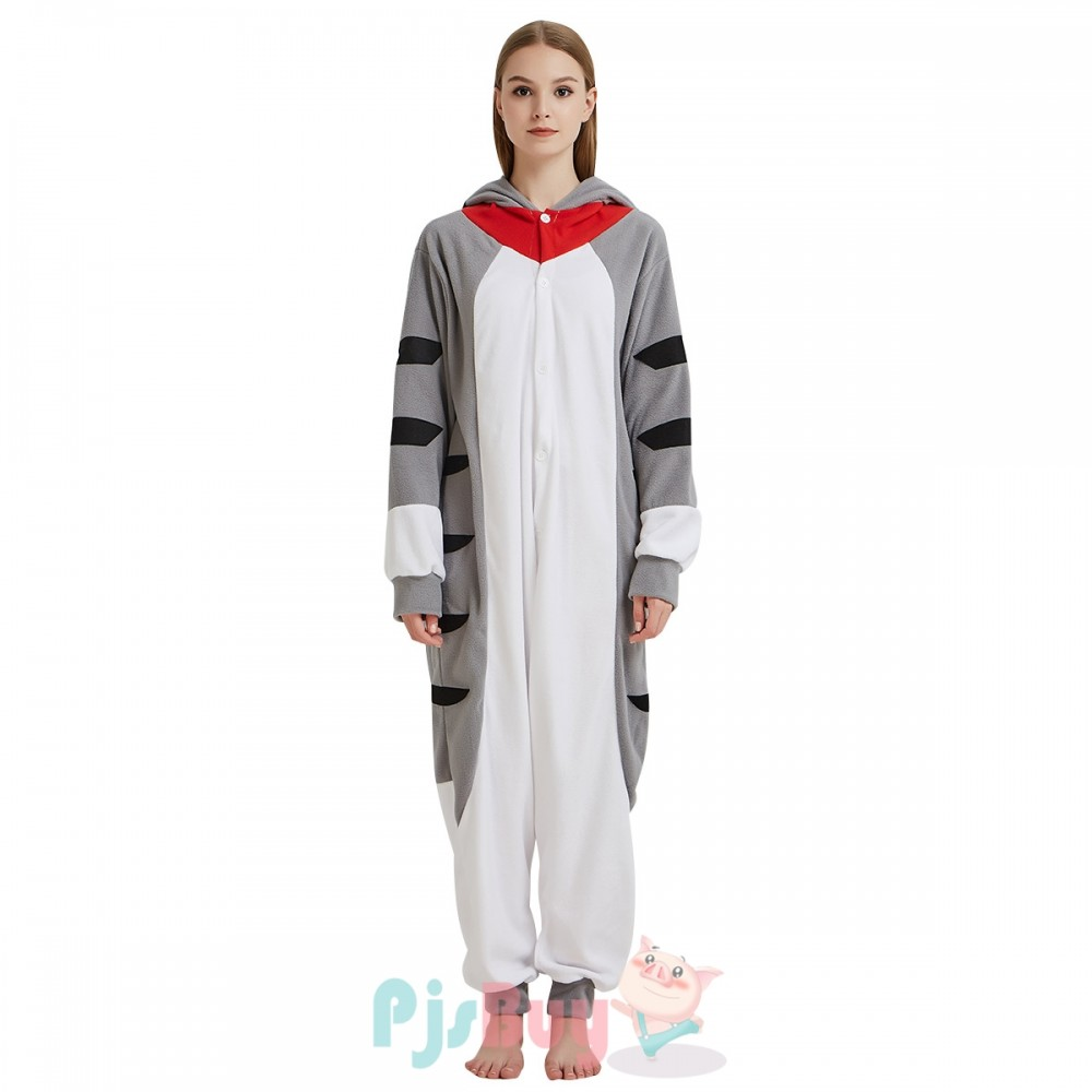 Affordable Cheese Cat Onesie Pajamas Global Express