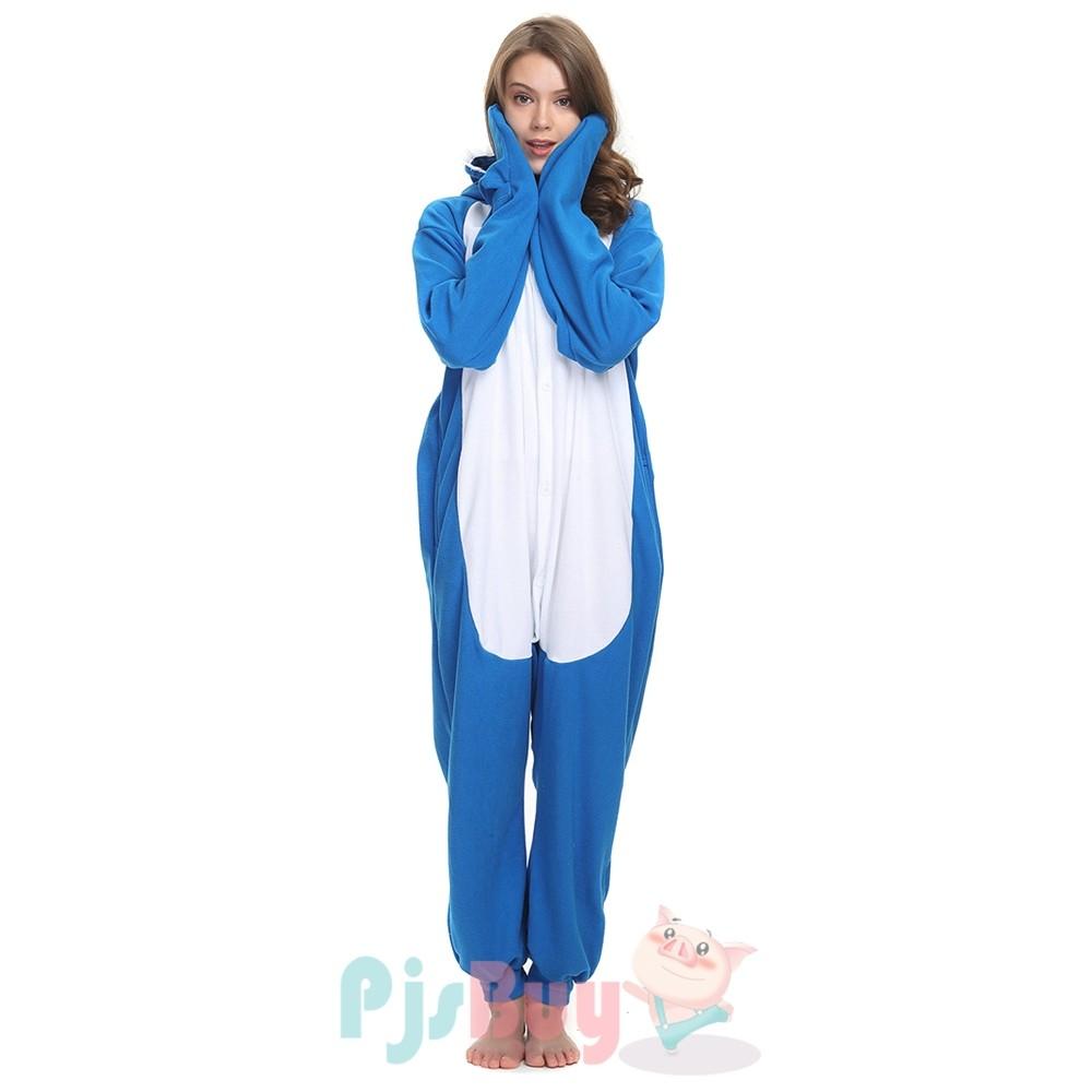 Shark Onesie Pajamas For Adult Animal Onesies Cosplay