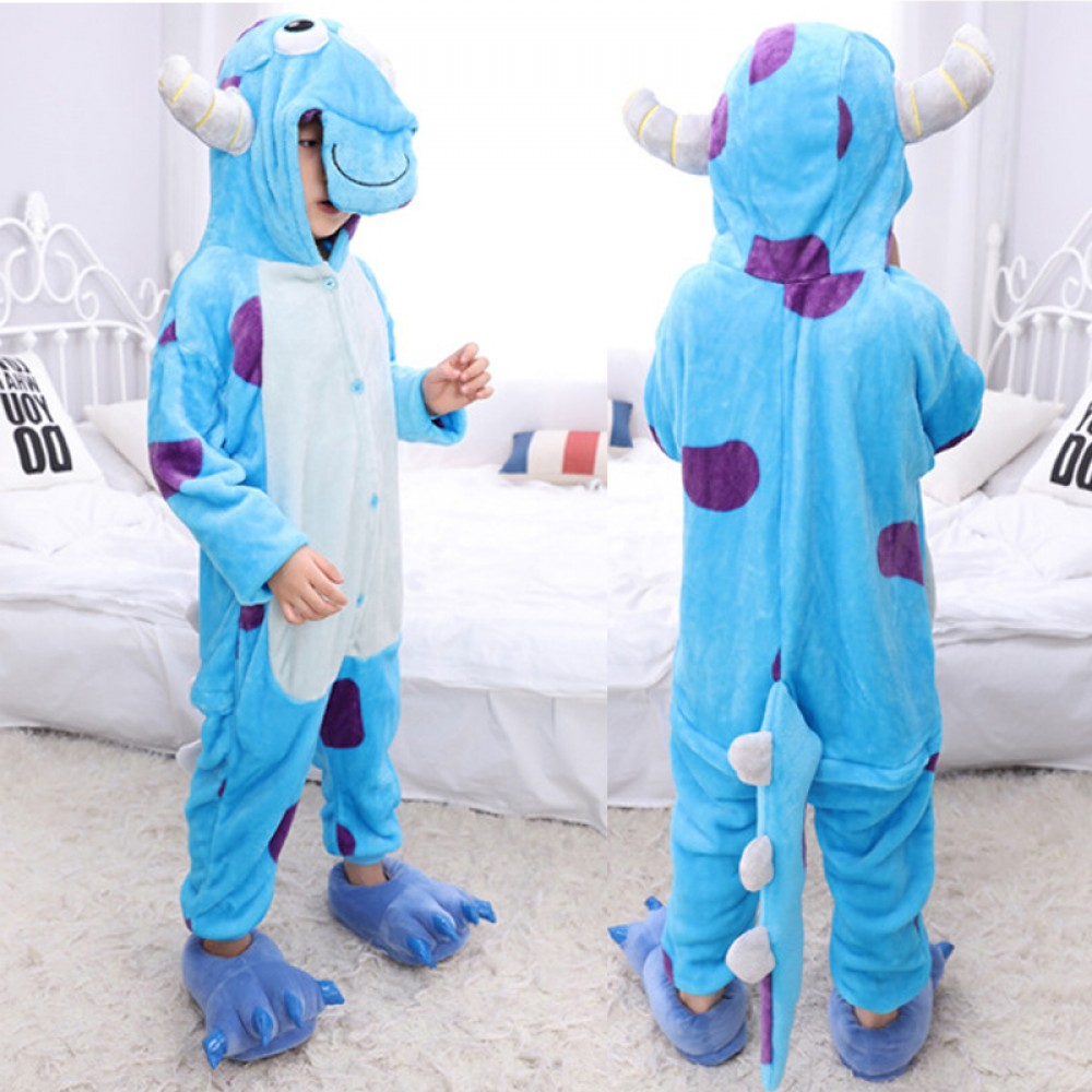 Sully Kids Animal Onesie Pajamas Buy Now