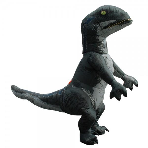 Blow Up Inflatable Qantassaurus Dinosaur Costumes Halloween Animal Funny Suit for Adult