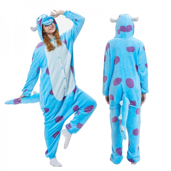 Sully Onesie Pajamas Amp Hundreds Of Adult Animal Onesies