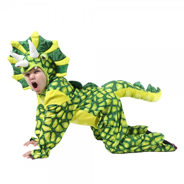 Dinosaur Costumes for Toddler Party Halloween Animal Funny Suit