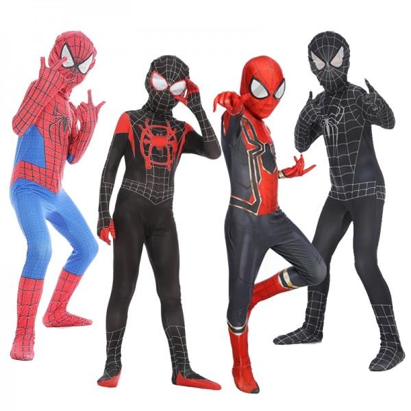 Toddler Classic & Venom & Black & Iron Spiderman Costume