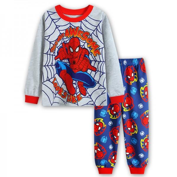 Boys Spiderman Clothes Spiderman Pajamas Spiderman Merchandise
