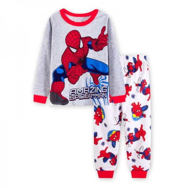 Spiderman Pajamas Toddler Spiderman Costume