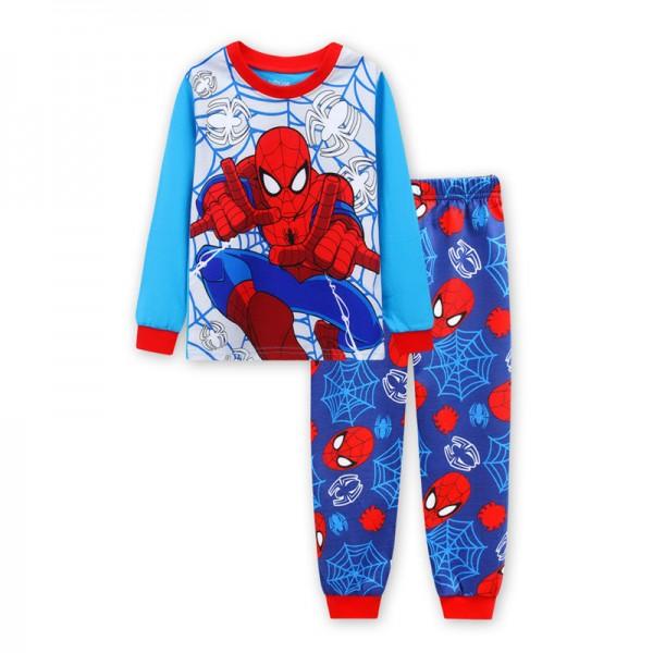 Spiderman Clothes Toddler Spiderman Pjs Set