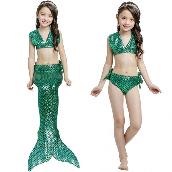Swimmable Mermaid Tail Swimsuit For Girls Cheap Sale Bathing Suit