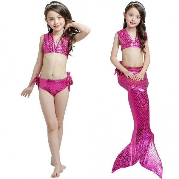 Realistic Mermaid Tails For Girls Swimming Bathing Suit Mermaid Costume