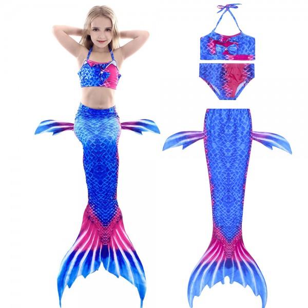 Real Mermaid Tails For Girls Swimming Bathing Suit Mermaid Costume Bikini
