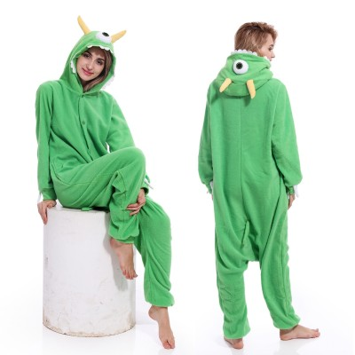 e7eb6a9258f8 Animal Onesies for Adult Winter Warm Flannel Pajamas