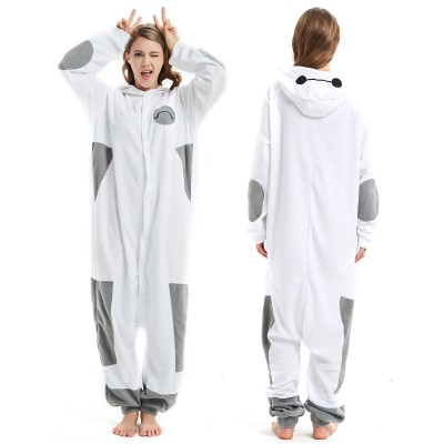 9686fb847dcf Animal Onesies for Adult Winter Warm Flannel Pajamas
