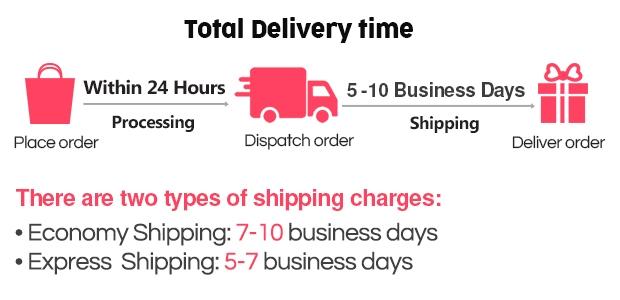 pjsbuy.com shipping time
